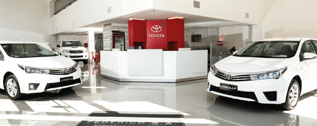 Concesionario Toyota Federico S.A.
