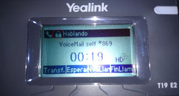 Encriptación en las Comunicaciones