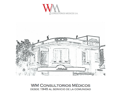 logo consultorios wm